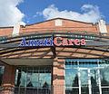 AmeriCares Headquarters FrontLogo 2013.jpg