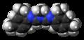 Amitraz molecule spacefill.png