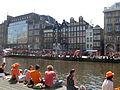 Amsterdam - Koninginnedag 2012 - Rokin.JPG