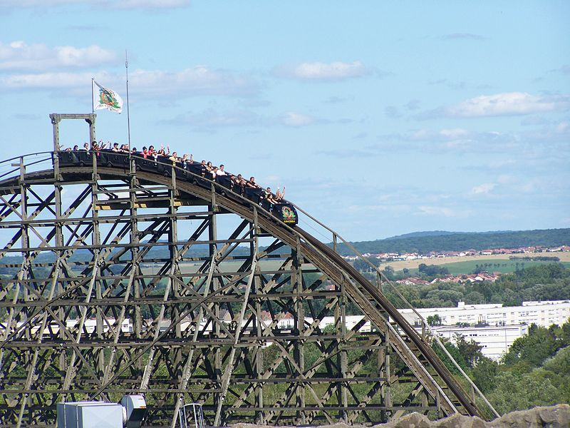 Walygator.  From Love Theme Parks? Unusual 1 day excursions from Paris