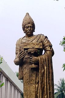 Anawrahta King of burma