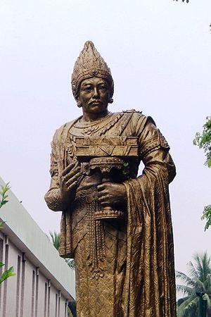 Anawrahta - Statue of Anawrahta
