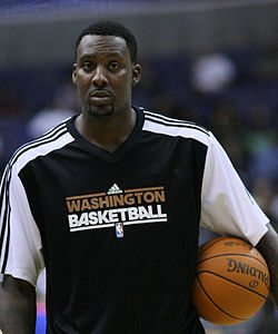 Andray Blatche November 2010 in shooting shirt.jpg