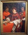Andrea del sarto da raffaello, ritratto di leone X con due nipoti cardinali, 1525, Q136, 01.JPG