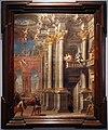 Andrea pozzo e aiuti, ultima cena, 1708 ca., da s. francesco saverio a trento.jpg