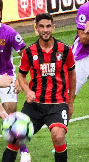 Andrew Surman - Surman playing for AFC Bournemouth in 2016