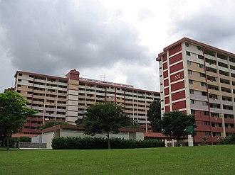 Ang Mo Kio - Image: Ang Mo Kio Street 53, Nov 06