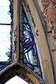 Angel 2, East window of St Luke's, Liverpool.jpg