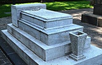 Ángela Peralta - Ángela Peralta's tomb