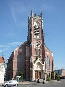 Aniche - Église Saint-Martin (A).JPG
