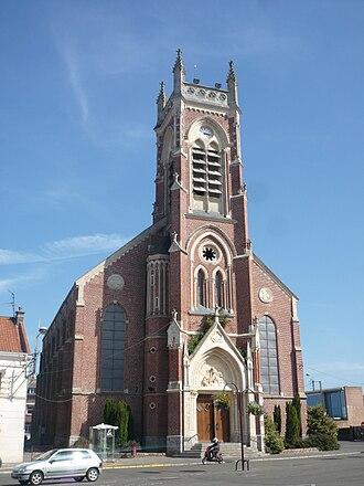 Aniche - The Church of Saint-Martin