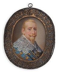 King Gustaf II Adolf