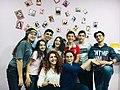 Anna Naghdalyan at Stepanakert WikiClub.jpg