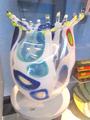 Annette Meech glass vase, Walker Art Gallery.png
