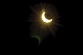 Annular Solar Eclipse - Eclipse Solar desde Punta del Este, Uruguay 170226-2137-jikatu (32971794062).jpg