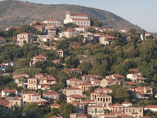 Ano Pyrgos, Evia