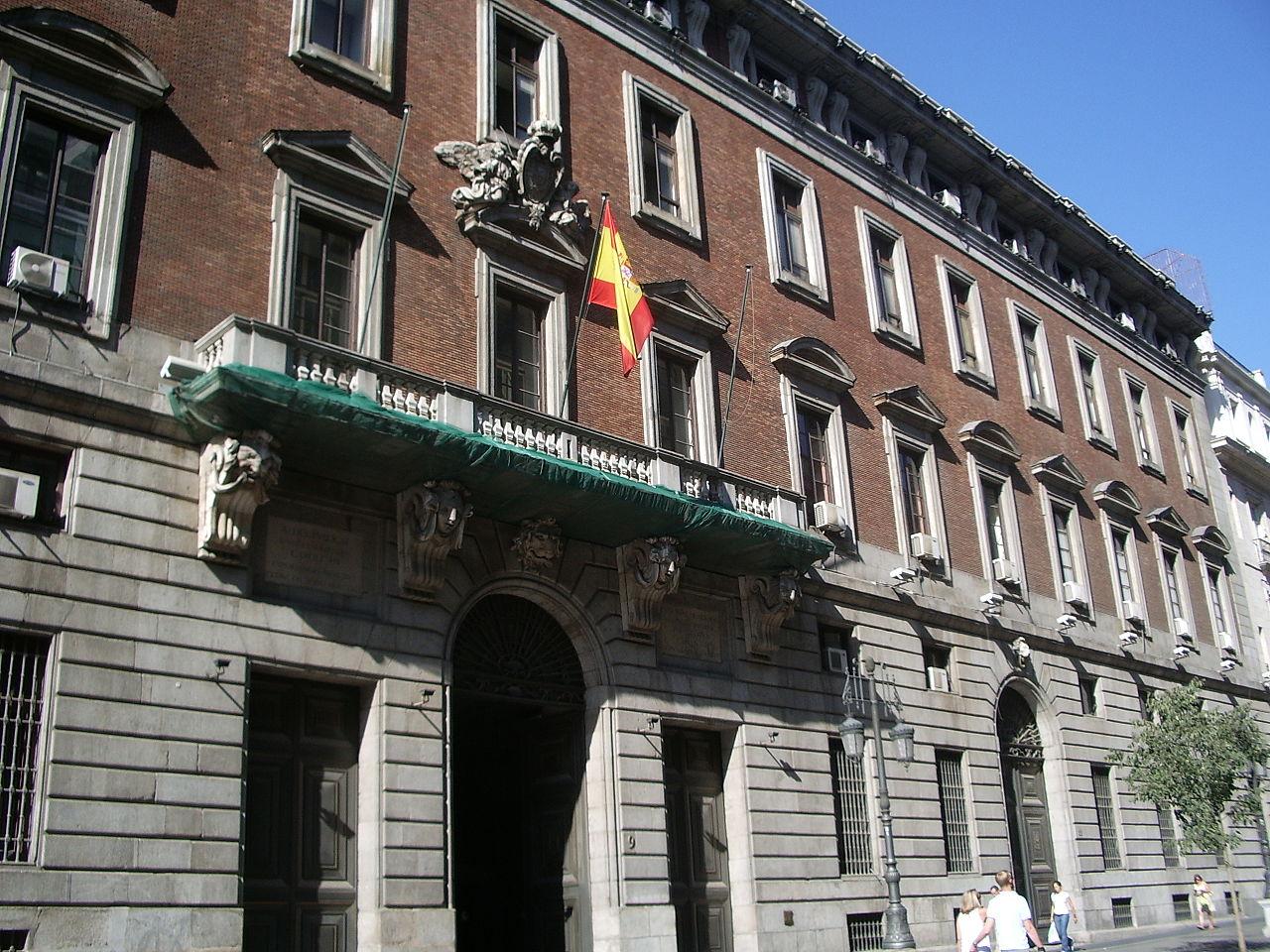 File antigua real casa de la aduana ministerio de for Casa actual
