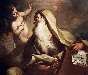 Isaiah - Painting of Isaiah by Antonio Balestra