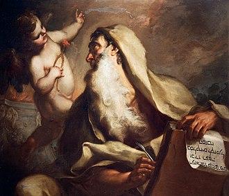 Isaiah - Painting of Isaiah by Antonio Balestra