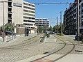 Antwerpen - Antwerpse tram, 23 juli 2019 (095, Bataviastraat, station MAS).JPG