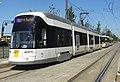Antwerpen - Antwerpse tram, 23 juli 2019 (167, Noorderlaan, station Kinepolis).JPG