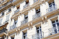 Apartment building facades close up view, Marseille, Provence-Alpes-Côte d'Azur, Southeastern France , Western Europe-2.jpg