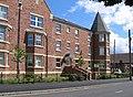 Apartments, Mill Lane - geograph.org.uk - 428557.jpg