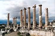 Aphrodisias, the Temple of Aphrodite