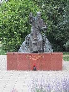 Апор, Вильмош — Википедия