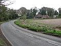 Approaching Frettenham - geograph.org.uk - 757310.jpg