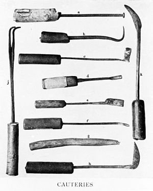 Arabic surgical instruments. Wellcome M0002700.jpg