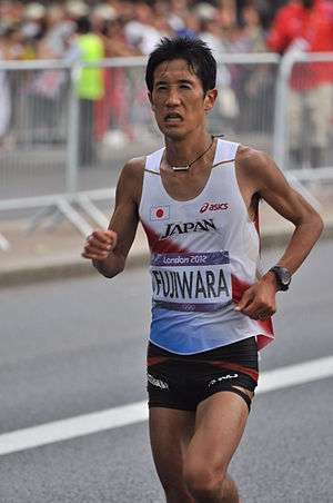 CategoryJapanese Male Marathon Runners