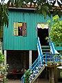 Architectural Detail in Cham Muslim Village - Tonle Bet Commune - Kampong Cham - Cambodia - 03 (48345505627).jpg