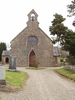 Castlebridge Town in Leinster, Ireland