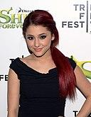 Ariana Grande by David Shankbone (cropped)