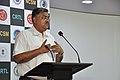 Arijit Dutta Choudhury Speaks - Anil Shrikrishna Manekar Retirement Function - NCSM - Kolkata 2018-03-31 9738.JPG