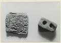Arkeologiskt föremål från Teotihuacan - SMVK - 0307.q.0110.tif