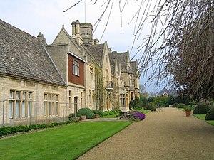 Arle, Cheltenham - Image: Arle Court geograph.org.uk 5325