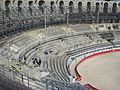Arles, Amphitheater Viertelkreis (2).JPG