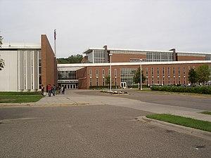 Education in Saint Paul, Minnesota - Washington Technology Magnet of the Saint Paul Public Schools District.