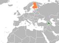 Armenia Finland Locator.png