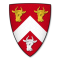 Armorial Bearings of the BAYNHAM family of Bromyard and Amberley, Herefordshire.png
