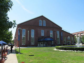 Mosesian Center for the Arts community arts center located in Watertown, Massachusetts, United States