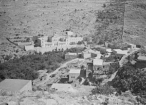 Artas, Bethlehem - Artas, 1940