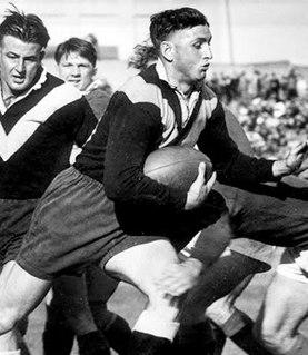 Arthur Clues former Australia international rugby league footballer