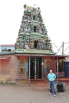 Arulmigu Sri Rajakaliamman Glass Temple Wikipedia