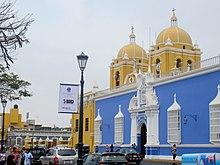 Vista del Arzobispado de Trujillo