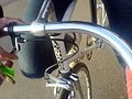 Asmussen track bike London 2007.jpg