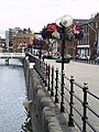 At the edge of the former Princes Dock - geograph.org.uk - 540645.jpg
