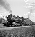 Atchison, Topeka, and Santa Fe, Locomotive No. 777 with Tender (15517487049).jpg
